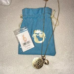 Sparta mermaid necklace